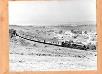 "West Highlander 44932 at Kinloid Fort William -mallaig 86 Original 10""x8"" photo"