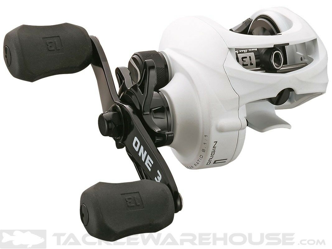 NEW ONE 3 ORIGIN C Baitcasting Reel - 6.6 1 Gear Ratio OC6.6-RH
