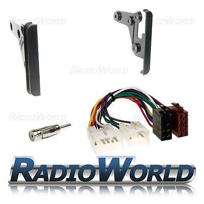 Sound Way Highlander MR2 y 4Runner Marco adaptador de radio 2 DIN para Toyota Celica RAV4