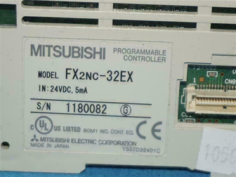 MITSUBISHI Programmable Controller FX2NC-32EX