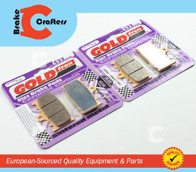 Goldfren Sintered Front Brake Pads Suzuki SV1000 03-07
