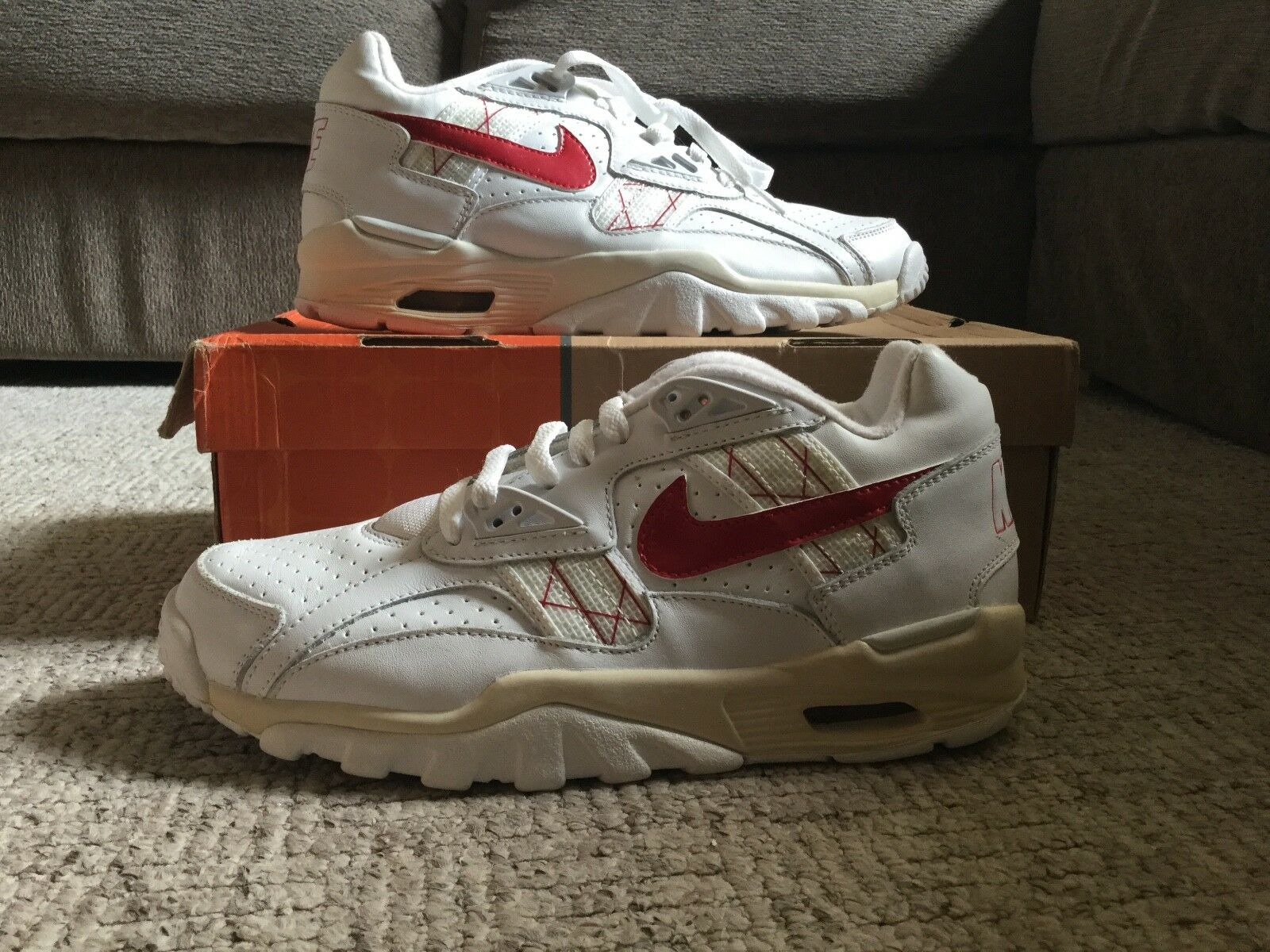 Nike air Trainer SC Low  (2003) Rare Vintage