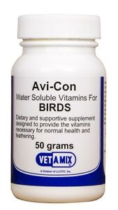 Avi-Con Bird Vitamin Powder (50 g)