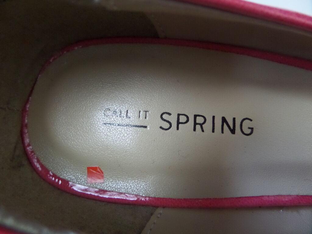 NWOB Heels Call It Spring 3