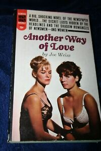 vintage-sleaze-paperback-book-ANOTHER-WAY-OF-LOVE-1964-lesbian