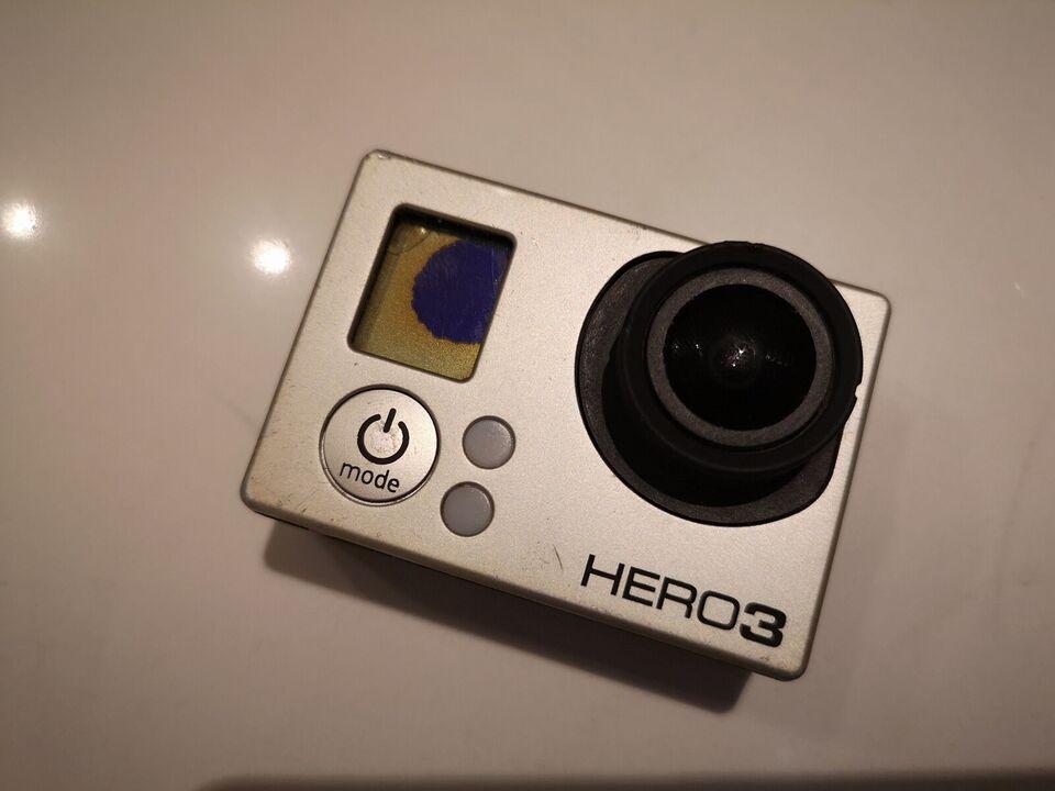 GoPro HERO3, digitalt, GoPro