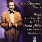 Gary Stevens Sings [Remaster] by Tex Beneke (CD, Mar-2007, Sounds of Yesteryear)