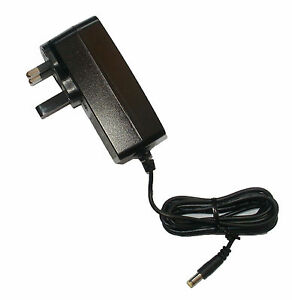 vox tonelab ex guitar multi effects pedal power supply replacement adapter 12v ebay. Black Bedroom Furniture Sets. Home Design Ideas