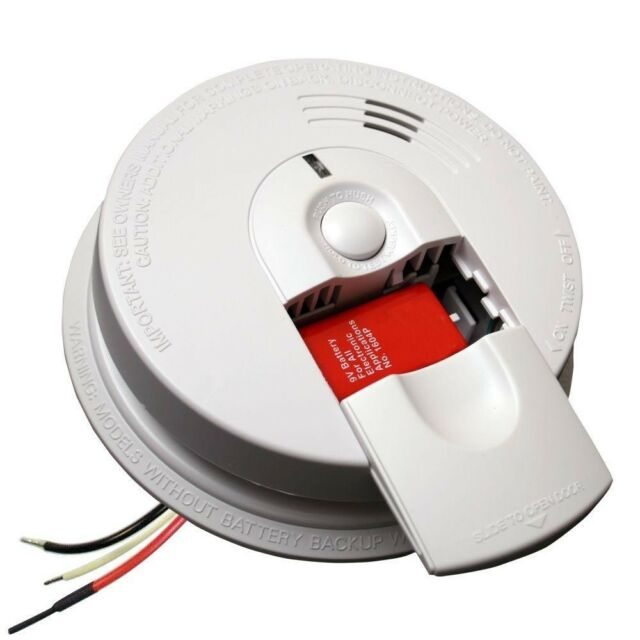 KIDDE FIREX I4618 SMOKE ALARM W/BATTERY BACKUP 12 PACK