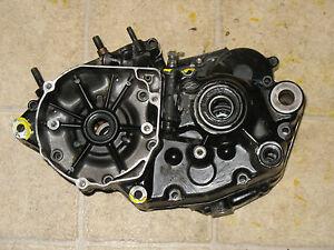 84 SUZUKI RM125 RM 125 ENGINE MOTOR CASES | eBay