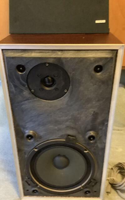 Vintage Bang Olufsen Beovox S30 Speakers For Sale Online Ebay