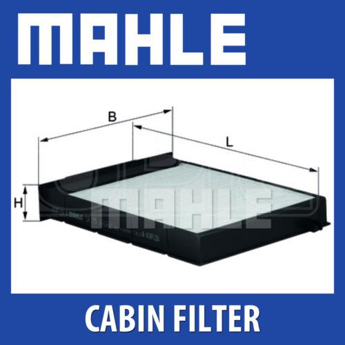 Mahle Pollen Air Filter For Cabin Filter LA175 Fits Renault Megane MK3