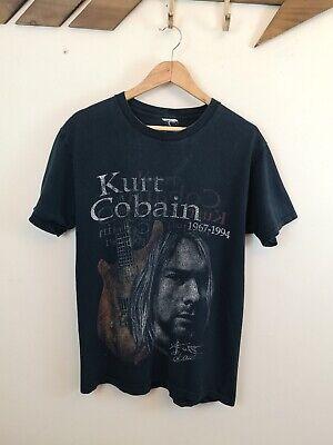 Nirvana Kurt Cobain Long Sleeved Sounds Magazine Grunge Retro Rare Adults /& Kids