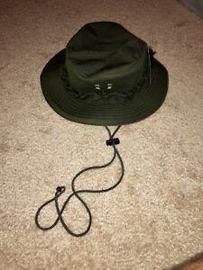 Image is loading Olive-Under-Armour-Tactical-Boonie-Bucket-Hat-NWT b9a7ee4a097