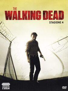 The-Walking-Dead-Stagione-04-5-DVD-ITALIANO-ORIGINALE-SIGILLATO