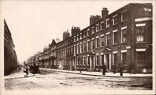 Liverpool. Rodney Street # X 2077 by Rasmas R.Madsen, Tue Brook, Liverpool.