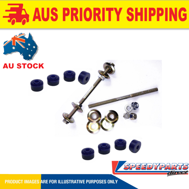 Speedy Parts Swaybar Link And Bush Kit Fits Ford Holden Hsv Mitsubishi TOYOTA...