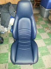 PORSCHE 911 951 968 SPORT SEAT KIT NEW UPHOLSTERY KIT GERMAN VINYL BEAUTIFUL
