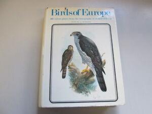 Good-Birds-Of-Europe-Text-By-A-Rutgers-Gould-John-1966-01-01-Pub-Methu