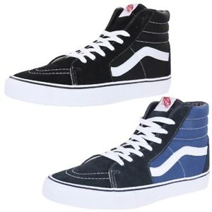 VANS-Classic-SK8-HI-Sneaker-Skate-Schuhe-Klassiker