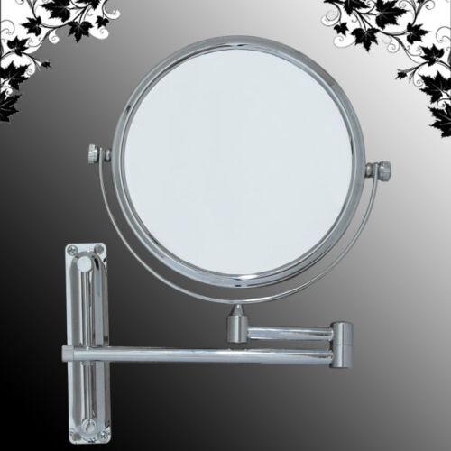 WM-DC LUXUS DOPPEL Kosmetikspiegel Nomal+5Fach