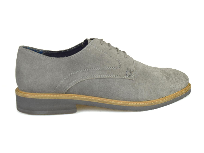 Silver Wildleder Street limettengrün Herren grau Wildleder Silver Freizeit Derby Schuhe 714fe4