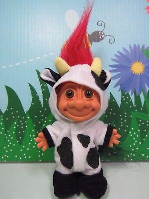 """COW - 5"""" Russ Troll Doll - ***RARE***"""