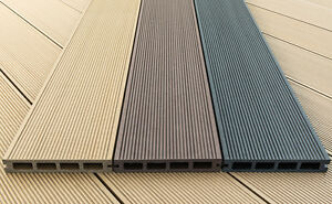 wpc composite decking boards 150x25mm 2 2 3m 4m lengths On 5 metre decking boards