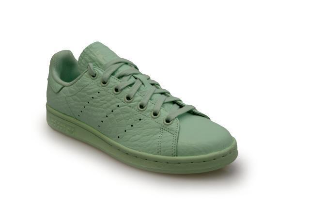 Mujer Adidas Superstar W-AQ2711-Blanco Verde entrenadores para entrenadores Verde 4af3a8