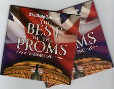 BEST OF THE PROMS - PROMO 2 CD SET: ELGAR HOLST SOUSA ROSSINI SAINT-SAENS HAYDN