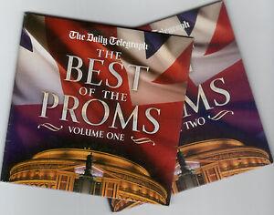 BEST-OF-THE-PROMS-PROMO-2-CD-SET-ELGAR-HOLST-SOUSA-ROSSINI-SAINT-SAENS-HAYDN