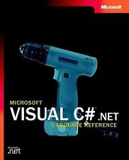 Microsoft® Visual C#™ .NET Language Reference (Developer Reference) by Microsof