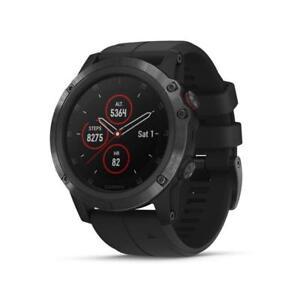 Garmin-fenix-5X-Plus-Sapphire-Multisport-GPS-Smartwatch-TOPO-Maps-BRAND-NEW
