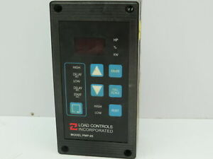 Load-Controls-PMP-25V-Motor-Minder-120VAC-3PH-3A-1-8HP-Series-P