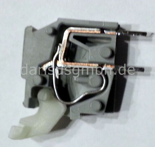10 pcs 8polige WAGO Leiterplattenklemme 2,5mm² RM5//5,08mm Betätigungsdrücker #WP