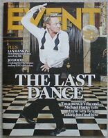 Michael Flatley – Event magazine – 15 March 2015