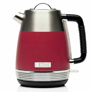 Haden-Chiltern-Berry-Kettle-Retro-1-7L-3000W-Stainless-Steel-1-Year-Guarantee