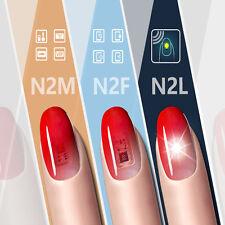 2017 Smart Nail Sticker Decal 3D Design Tattoo N2F APP lock Private Share NFC