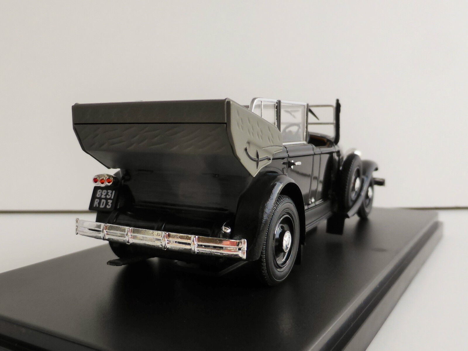 Renault Renault Renault REINASTELLA Presidentielle Albert Lebrun 1936 1 43 Norev 519549 Type RM 6cb7c2