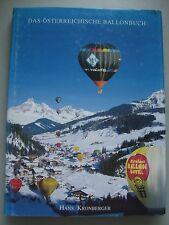 Das österreichische Ballonbuch 1992 Ballon Luftfahrt Österreich