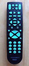 RCA SYSTEMLINK 4 TV VCR SATELLITE REMOTE CONTROL, GLOW IN THE DARK, ORIGINAL OEM
