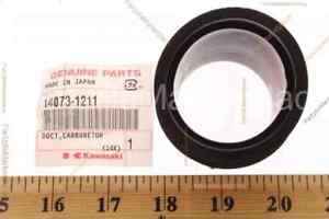 Image is loading Kawasaki-14073-1211-DUCT-CARBURETOR