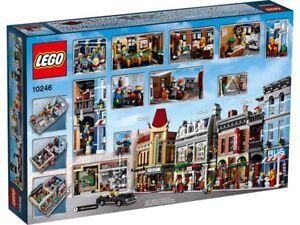 Lego Detective's Office 10246 - scellé à l'usine * Livraison dans le monde entier *