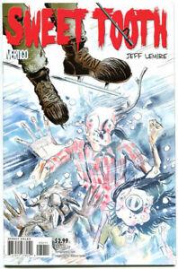 SWEET-TOOTH-32-VF-Jeff-Lemire-Horror-Vertigo-2009-Unnatural-Habitats