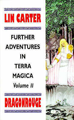 Dragonrouge (Furthur Adventures in Terra Magica), Carter, Lin, New Book