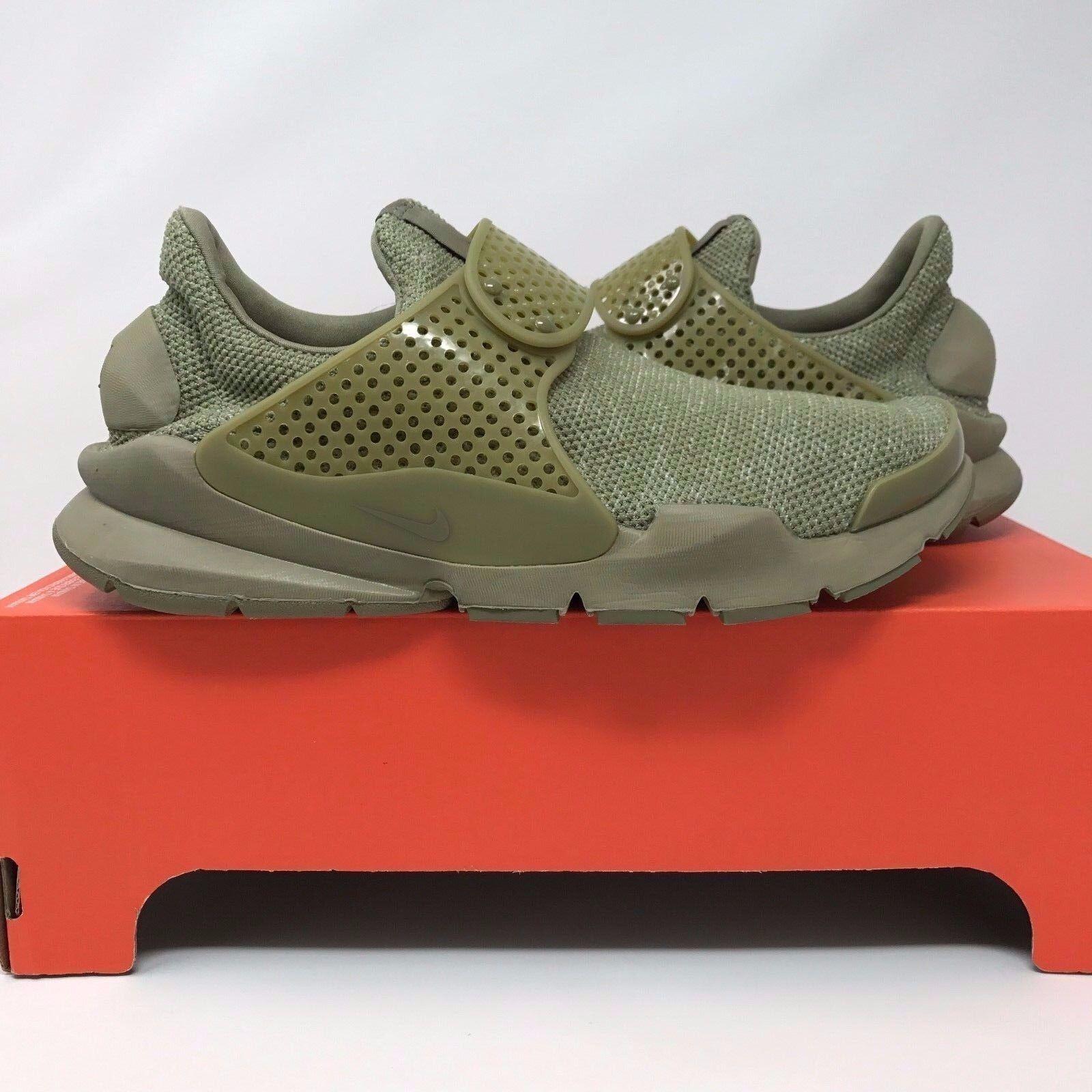 Nike br sock dardo respirare soldato verde oliva 909551-200 - br Nike presto flyknit nmd og f2521b