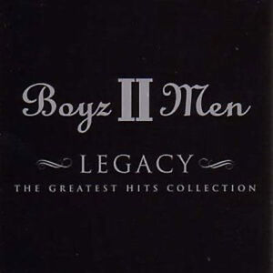 Boyz-II-Men-Legado-The-Greatest-Hits-Collection-Nuevo-CD
