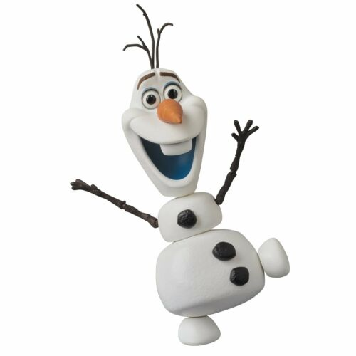 026 Olaf Action Figure Disney Frozen Mafex No
