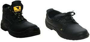 MENS-LEATHER-LACE-UP-LIGHTWEIGHT-STEEL-TOE-CAP-SEFETY-WORK-BOOTS-SHOES-SIZE-6-12
