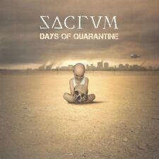 CD NEUF - SACRUM - DAYS OF QUARANTINE - C3